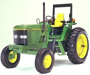 John Deere 6200, 6200L, 6300, 6300L, 6400, 6400L, 6500, 6500L Tractors Diag. & Tests Manual (tm4524)