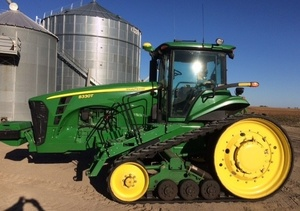 John Deere 8230T, 8330T & 8430T Tracks Tractors Diagnosis and Tests Service Manual (TM2215)