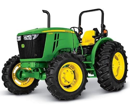 john deere 5055e 5065e 5075e tractors north america rh sellfy com John Deere 5055E Review John Deere 5055D Specs