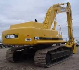 John Deere 330LC and 370 Excavator Service Repair Technical Manual  (tm1670)