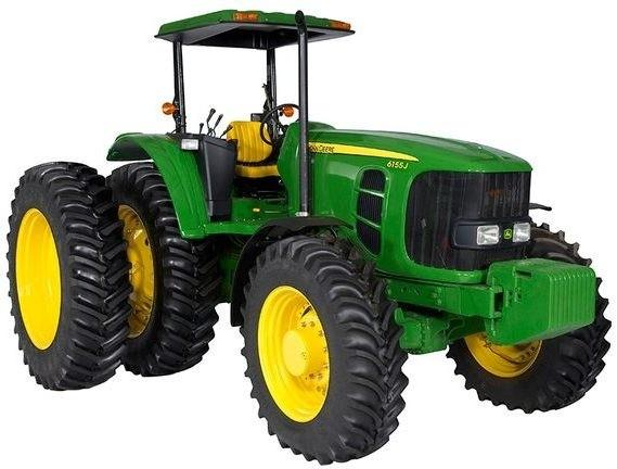 John Deere 6105J, 6105JH, 6140J, 6140JH, 6155J & 6155JH Tractors Diagnosis and Tests (TM609419)