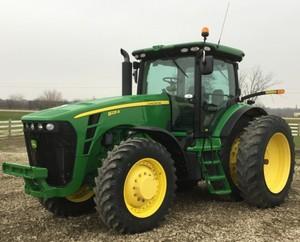 John Deere 8225R, 8245R, 8270R, 8295R, 8320R, 8345R Tractors Service Repair Manual (TM104319)