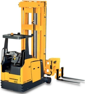 Jungheinrich Electric stacker ETX 513, ETX 515 (from 03.2011) Workshop Service Manual