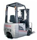 Nissan Electric Forklift 1N1 Service repair manual