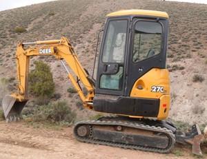 John Deere 27Czts and 35Czts Compact Excavator Service Repair Technical Manual (TM2053)