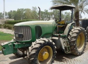 John Deere 6215 and 6515 European Tractors Service Repair Manual (tm4645)