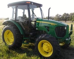 John Deere 5065M, 5075M, 5085M, 5095M, 5105M, 5105ML & 5095MH Tractors Repair Service Manual