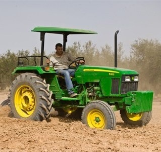 John Deere 5403 and 5303 India Tractors Repair Technical Manual (tm8088)