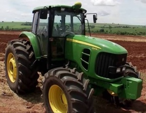 John Deere 6145J, 6165J, 6180J & 6205J (Worldwide Edition) Tractors Service Repair Manual (TM801519)