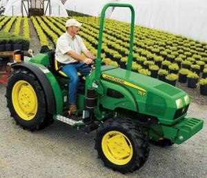 John Deere 76F, 85F and 100F Specialty Tractor Tractors Technical Manual (TM103319)