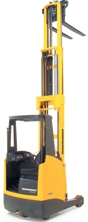 Jungheinrich Electric Reach Truck ETM214-216, ETM320-325, ETV214-216, ETV320-325 Service Manual