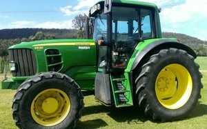John Deere 6130,6230,6330,6430,6530,6534,6630,6830,6930 Tractors Diagnosis & Tests Manual (TM400419)