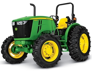 John Deere 5085E, 5090E, 5090EL, 5100E (FT4) North America Tractors Service Repair Manual (TM134519)