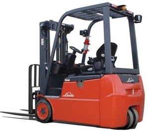 Linde Electric Forklift Truck 346 Series: E18, E20, E20P Operating and Maintenance Instructions