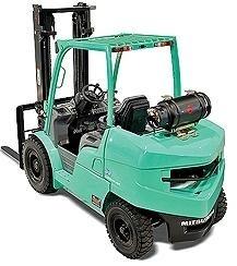 Mitsubishi Gasoline Forklift Truck FG40N, FG45N, FG50CN, FG50N, FG55N Workshop Service Manual