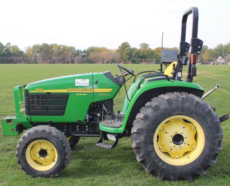 john deere 4510 4610 4710 compact utility tractors d rh sellfy com John Deere Parts john deere 4520 manual