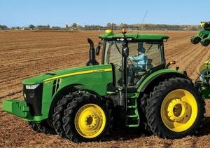 John Deere 8245R, 8270R, 8295R, 8320R, 8335R, 8345R, 8370R, 8400R Tractors Service Repair (TM119119)