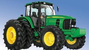 John Deere 1654, 1854, 2054, 2104, 6165J, 6185J, 6205J,  6210J Tractors Repair Manual (TM802319)
