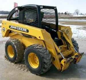 John Deere Skid Steer Loade 260, 270 Workshop Service Repair Manual