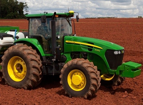 John Deere 7185J, 7195J, 7205J, 7210J, 7225J Tractors Diagnosis and Tests Service Manual (TM802019)