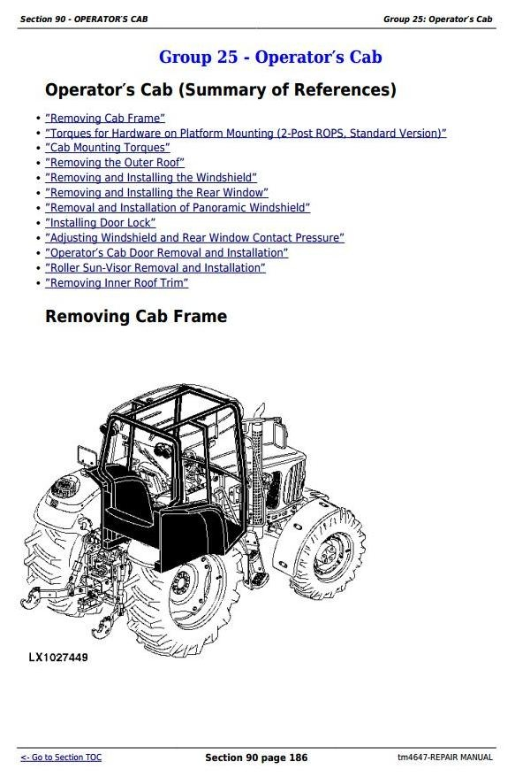 john deere 6120 6220 6320 6420 6120l 6220l 6320l rh sellfy com john deere 6420 repair manual john deere 6420 service manual download