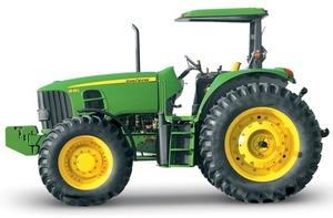 John Deere 6105J, 6140J, 6140JH, 6155J, 6155JH  Mexican Edition Tractors Repair Manual (TM609319)