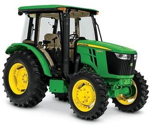 John Deere 5055E, 5065E & 5075E (North America) Tractors Service Repair Manual (TM900919)