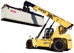 Hyster Lift Truck A227 Series: HR45-25, HR45-31, HR45-36L, HR45-40LS, HR45-40S Spare Parts List