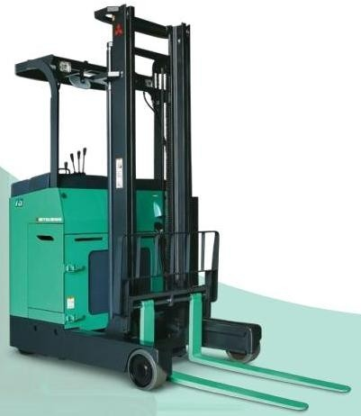 Mitsubishi Reach Truck RBS9-10-13-14-15-18-20-25-30 CA-LCA-WCA-WLCA Operating Instructions