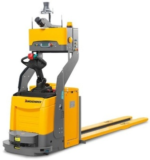 Jungheinrich Electric Pallet Mover ERE 225a (from 10.2013) Workshop Service Manual