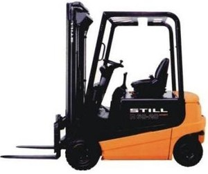 Still Electric Fork Truck R60-16i, R60-18i, R60-20i Compact: 6053, 6054, 6055 Spare Parts List