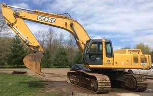 John Deere 330CLC and 370C  Excavator Service Repair Technical Manual (TM1927)
