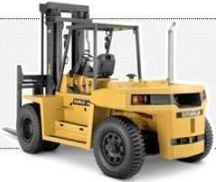 Caterpillar Diesel Forklift Truck: DP40, DPL40, DPL45, DPL50 Workshop Service Manual