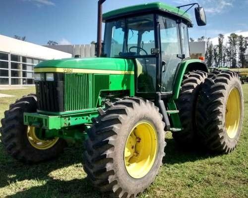 John Deere 7505 Tractor - 2WD or MFWD Service Repair Manual (tm4868)