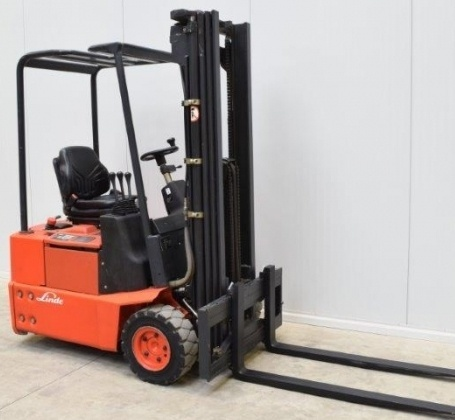 Linde Electric Lift Truck 324-02 Series with LDC: E12, E15, E16 Service Training Manual