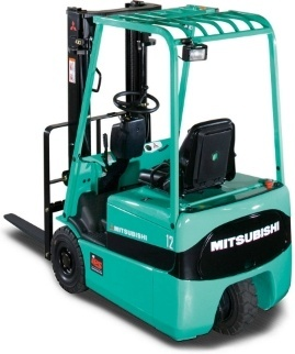 Mitsubishi Electric Forklift Truck FB10KRT, FB12KRT, FB15KRT Workshop Service Manual