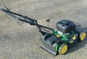 John Deere Walk-Behind Rotary Mower JS60, JS60H, JS61, JS63, JS63E, JS63H Technical Manual (tm1710)