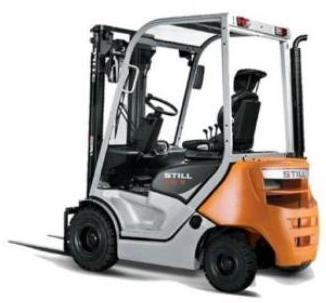Still Diesel Forklift Truck  RC40-16, RC40-18, RC40-20: 4012, 4013, 4021 Parts Manual