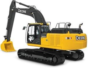 John Deere 300GLC Excavator Diagnostic, Operation and Test Manual (TM13263X19)