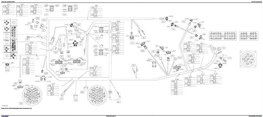 450j 550j 650j Crawler Dozer Snbefore 141666 Dia. 450j 550j 650j Crawler Dozer Snbefore 141666 Diagnostictest Service Manual. John Deere. John Deere 450j For The Hydraulic System Schematics At Scoala.co