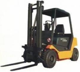 Still LPG Fork Truck R70-20T, R70-25T, R70-30T: TFG R7038, R7039,  R7040 Parts Manual