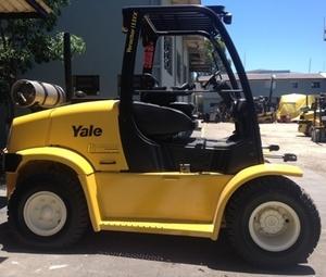 Yale Forklift (D878) GDP135VX, GDP155VX, GLP135VX, GLP155VX, GP135VX, GP155VX Service Manual