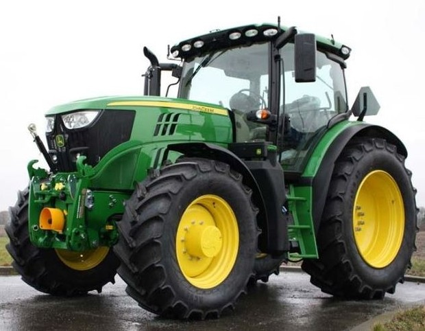 John Deere 6110R, 6120R, 6130R and 6135R (Final Tier 4) Tractors Service Repair Manual (TM406819)