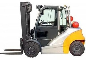 Still LPG Forklift Truck RX70-40T, RX70-45T, RX70-50T: 7335, 7336, 7337, 7338 Parts Manual