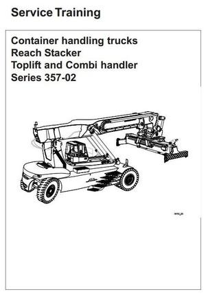 Linde Trucks Type 357-02: C4026, C4030, C4230, C4234, C4531, C4535 Service Training Manual