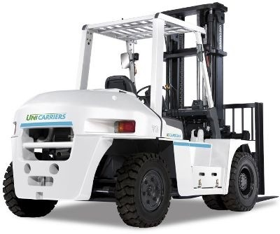 Nissan Forklift Truck 1F6: L1F6F60Y/V, L1F6F70Y/V, L1F6F80Y/V with 4HK1 engine Service Manual