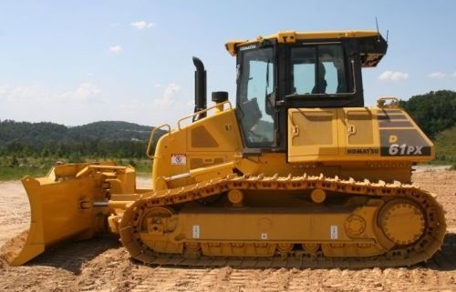 Komatsu Crawler Dozers D61EX-23 sn:30001 and up, D61PX-23 sn:30001 and up Workshop Service Manual