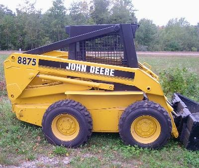 Skid Steer Loader Type 8875 Service Technical Manual. Skid Steer Loader Type 8875 Service Technical Manual Tm1566. John Deere. 8875 John Deere Wiring Schematic At Scoala.co