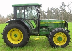 John Deere 5200, 5300, 5400 and 5500 Tractors Diagnostic and Repair Technical Manual  (tm1520)