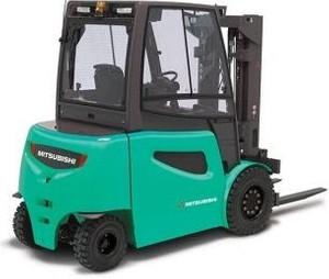 Mitsubishi Electric Forklift Truck FB40, FB45, FB50 Workshop Service Manual